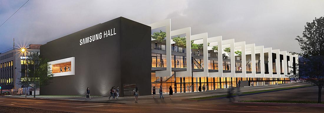 Samsung Hall